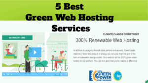 5 best web hosting services